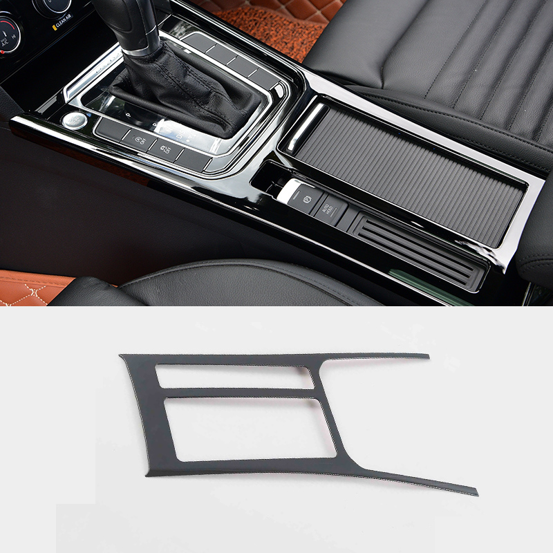 >Lsrtw2017 for Volkswagen Arteon Vw Cc <font><b>Car</b></font> <font><b>Central</b></font> <font><b>Control</b></font> Cup Gear Trims Decoration Interior Accessories 2018 2019 2020