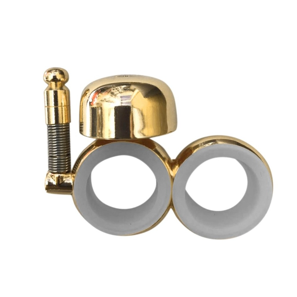 Ring Runbell Sport Bell Run Prompt Fashion For Safe Toy Hand Metal Fidget Alloy Anti-stress Spinner For Outdoor Running