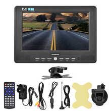 LEADSTAR Portable 7 ''16:9 ATSC Portable DVB-T/T2 1080P lecteur de télévision numérique (prise britannique) TV Portable tv numérique Portable