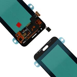 Image 4 - شاشة عرض أصلية 5.0 بوصة LCD لسامسونج J3 2016 J320 J320F LCD تعمل باللمس محول رقمي لشاشة سامسونج جالاكسي J3 2016 J320FN