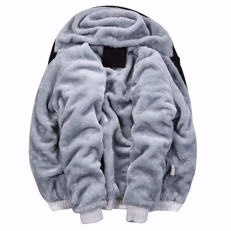 Hd922c83abe0440aaa77603e0fa4b579fM BOLUBAO Fashion Brand Men's Jackets Autumn Winter New Men Plus velvet Thickening Jacket Male Casual Hooded Jacket Coats
