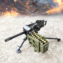 1/6 4D Waffe Block Spielzeug UNS MK19 Schwere Maschine Pistole Launcher military waffe Modell für 12 zoll Action Figure Sinn DIY