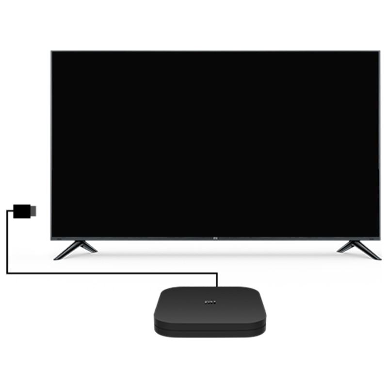 Xiaomi Media-Player Tv-Box Cortex-A53 Streaming Quad-Core Global-Version Android Google