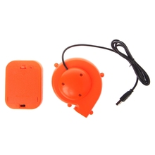 Electric Mini Fan Air Blower For Inflatable Toy Costume Doll Battery Powered USB