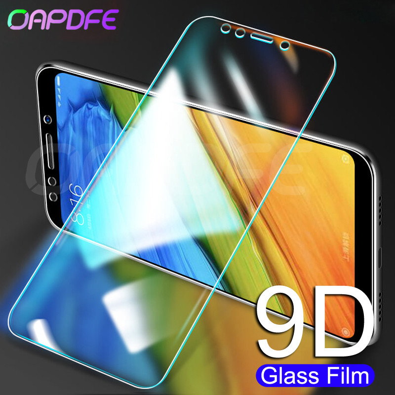 9H Tempered Glass For Xiaomi Redmi Note 4 4X 5 5A Pro Redmi 5 Plus 5A 4 4X 4A S2 K20 Go Screen Protector Protective Glass Film(China)