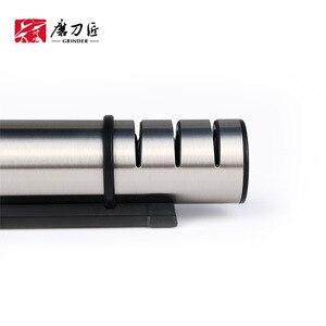Image 2 - TAIDEA נייד מטבח סכין מחדד מקצועי מטבח Accessorie 3 שלבים חריצים בחירה סכין מטחנת אבן משחזת TG1202 h5