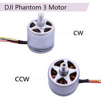 Original 2312A Brushless Motor Repair Parts for DJI Phantom 3 Pro Advanced 3A 3P 3S SE Drone CW CCW Engine Motor Accessories Kit