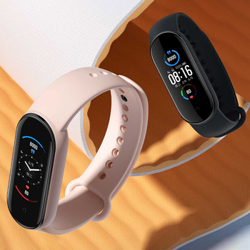 Bracelet for Xiaomi Mi Band 6 5 4 3 Sport Strap Replacement Wristband MiBand 6 4 band5 Wrist Strap for xiaomi Mi Band 4 3 strap 2