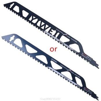 505mm Demolition Masonry Reciprocating Saw Blade for Cutting Bricks Concrete Cemented Carbide Blades Au 20 Dropship