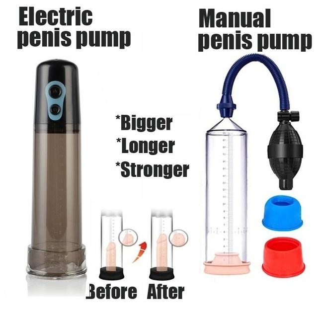 Pompowanie penisa. Czy pompki do penisa są bezpieczne?