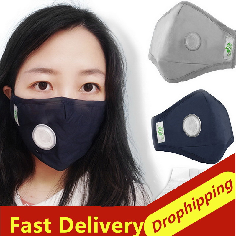 Dropshipping Reusable Kn95 FFP2 Anti PollutionMasks Respirator Masks KF94 FFP3 Dust Surgical Mask 6 Layers Mouth-muffle Masks