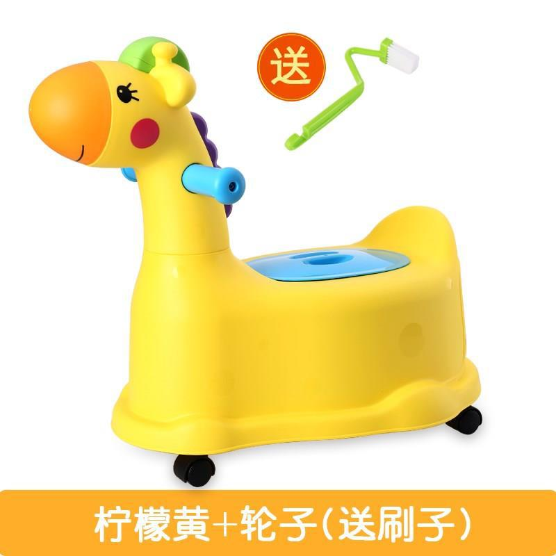 Large Size Toilet For Kids 1 Boy 2 GIRL'S 3 Infants 4 Baby Toilet 5-6-Year-Old Kids Potty Chamber Pot