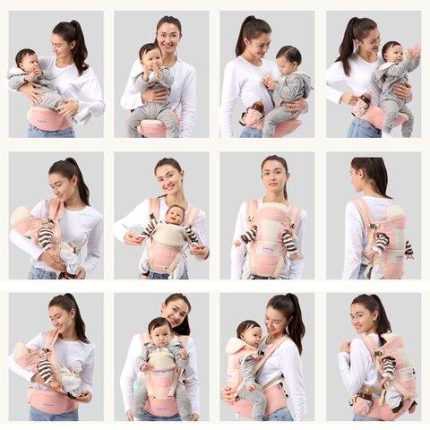 para bebe cintura recem nascido hipseat ergonomico canguru