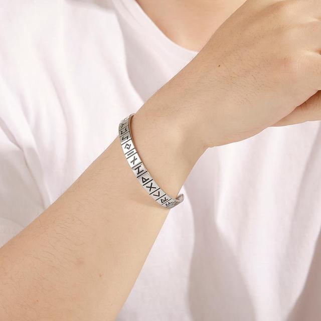 Bracelet Sky Runes magnétique  4