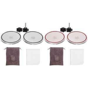 Image 5 - Phông Ghi Bụi Kẹp Lable Bảo Vệ Tấm Bảo Vệ Chống Thấm Nước Acrylic Vệ Sinh Dụng Cụ Q81F