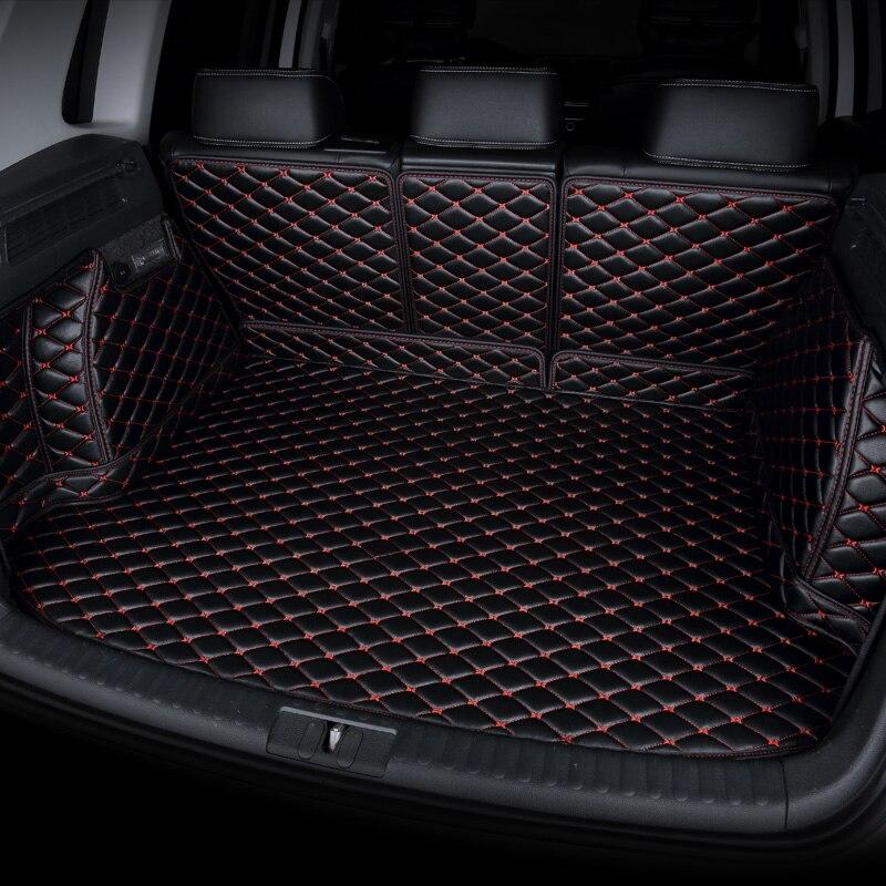 custom  Car trunk mat for Buick Excelle GL6 Enclave null VELITE 5 envision Encore GL8 Verano Park Avenue Lacrosse Rega|  - title=