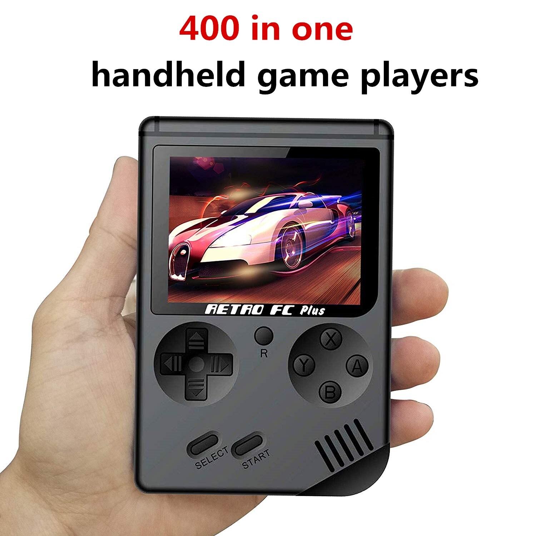 400 Games MINI Game Boy Portable Retro Handheld 8 Bit Children Nostalgic Players Video Console for Child Nostalgic GameBoy
