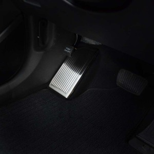 Image 3 - For Hyundai Tucson 2015 2016 2017 2018 2019 2020 No Drilling Stainless Steel Left Foot Rest Pedal Cover Non Slip Pad Accessories