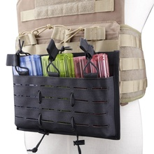 Tactical Molle Magazine Pouch Open Top Mag Holder Triple Airsoft Mag Pouch Hunting Shooting Holster Paintball  New