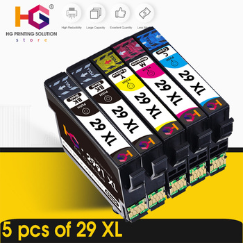 T2991 T2992 T2993 T2994 29 29xl Ink Cartridge Compatible for Epson 29XL XP 235 332 432 247 442 342 345 Printer