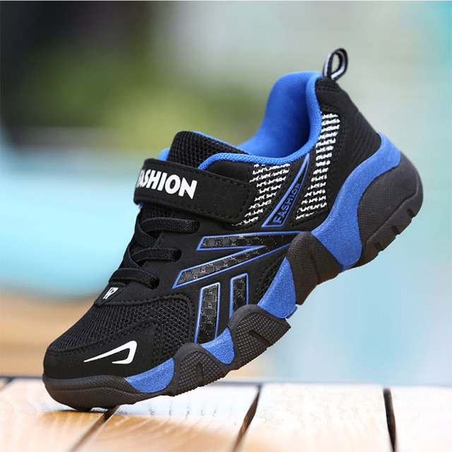 Kids Shoes Boys Girls Casual Mesh Sneakers Breathable Soft Soled Running Sports Shoes toddler boy shoes  boys sneakers