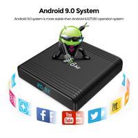 Pre sale X96 Air Amlogic S905X3 Android 9.0 TV BOX 4GB 64GB 32GB wifi 1080P 4K 60fps Video Play 2GB 16GB X96Air Media Player