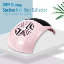 professional nail 3 fans dust suction collector vacuum cleaner nail manicure polish salon tools with 2 dust collecting bags Nail Dust Suction Collector Vacuum Cleaner Manicure Machine Tools Dust Collector with Collecting Bag Vacuum Cleaner for Manicure