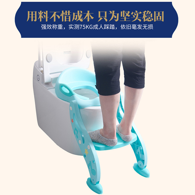 Toilet For Kids Chamber Pot Ti Yi Baby Girls Kids Infants Seat Washer Boy 1-3-6-Year-Old Large Size Urinal