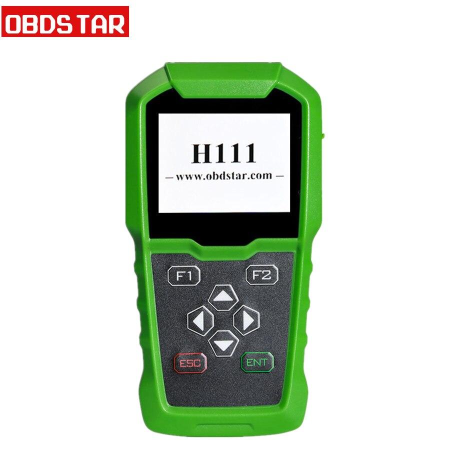Für Opel OBDSTAR H111 Auto Schlüssel Programmierer & Cluster Kalibrierung über OBD Extrakt PIN CODE von BCM für OPEL Schlüssel programmierer