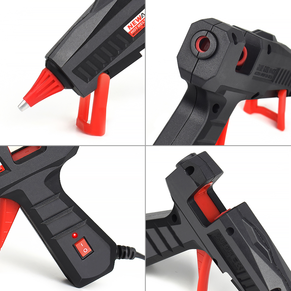 NEWACALOX Mini Hot Glue Gun for All Bonding Jobs of Any Office and House 11