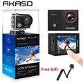 AKASO Go EK7000 Pro 4K Экшн-камера с сенсорным экраном EIS регулируемый угол обзора 40 М камера для дайвинга дистанционное управление Спортивная камера