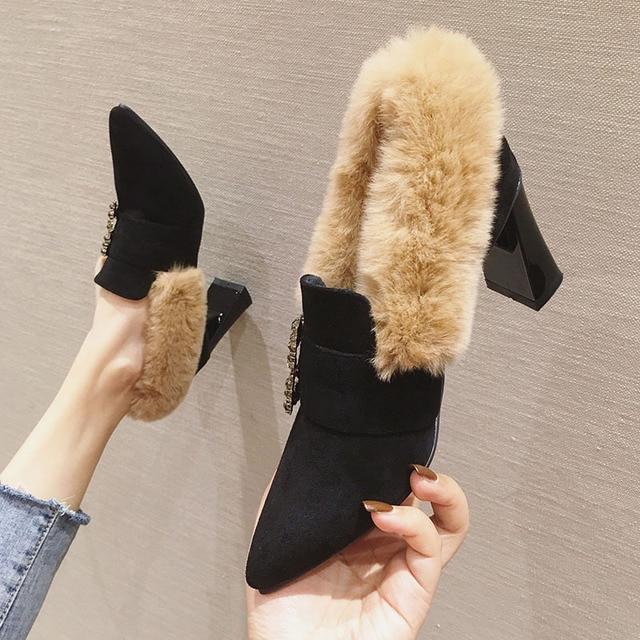 New Fashion Shallow Pumps  Woman Shoes  5