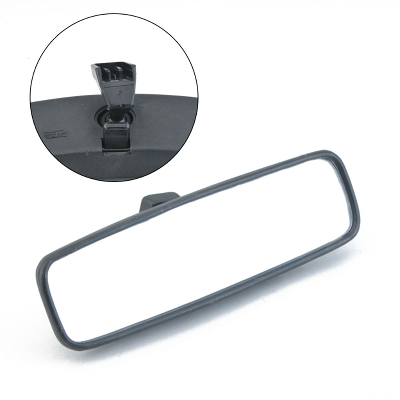 1pc Car Interior Rear View Mirror for Peugeot 107 206 106 Aygo Citroen C1 Replacement 814842