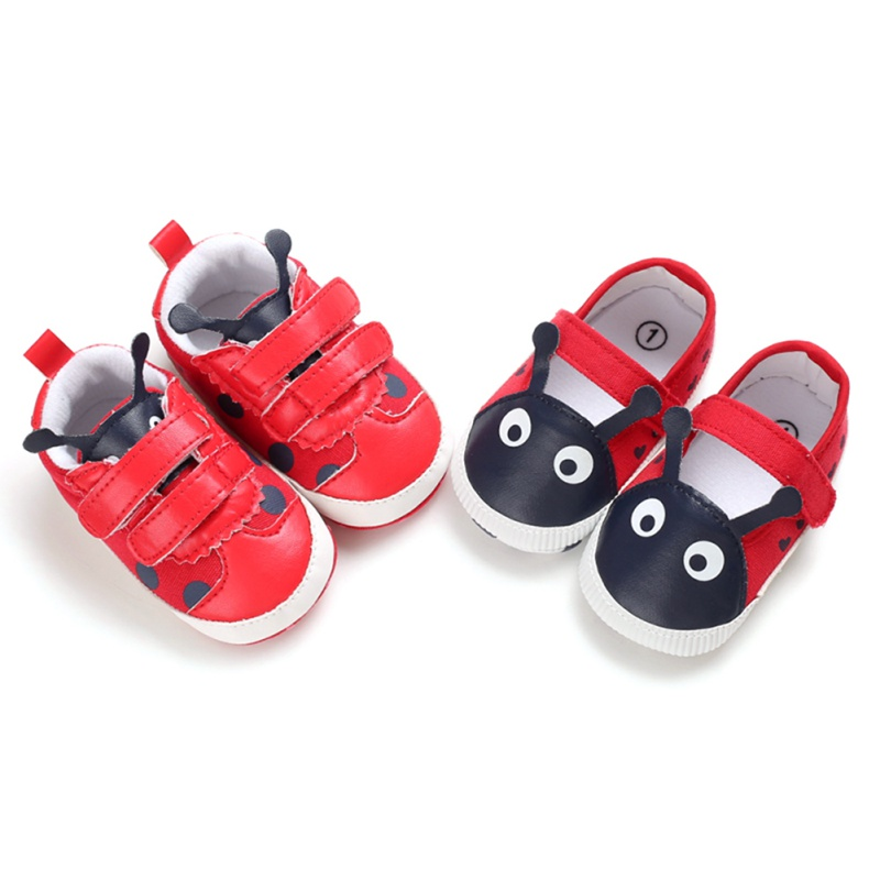 Baby Boys Girls Patchwork Design Anti-Slip Sneakers Toddler Soft Soled PU Shoes Spring Baby Boy Cute Crib Shoes Autumn Fashion