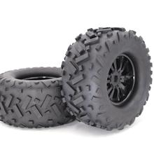None 1/8 Tire Universal RC Car Wheel and Tire Off-road