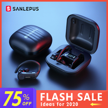 SANLEPUS B1 Led Display Bluetooth Earphone Wireless Headphones TWS Stereo Earbuds