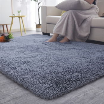Silky Fluffy Carpet 1