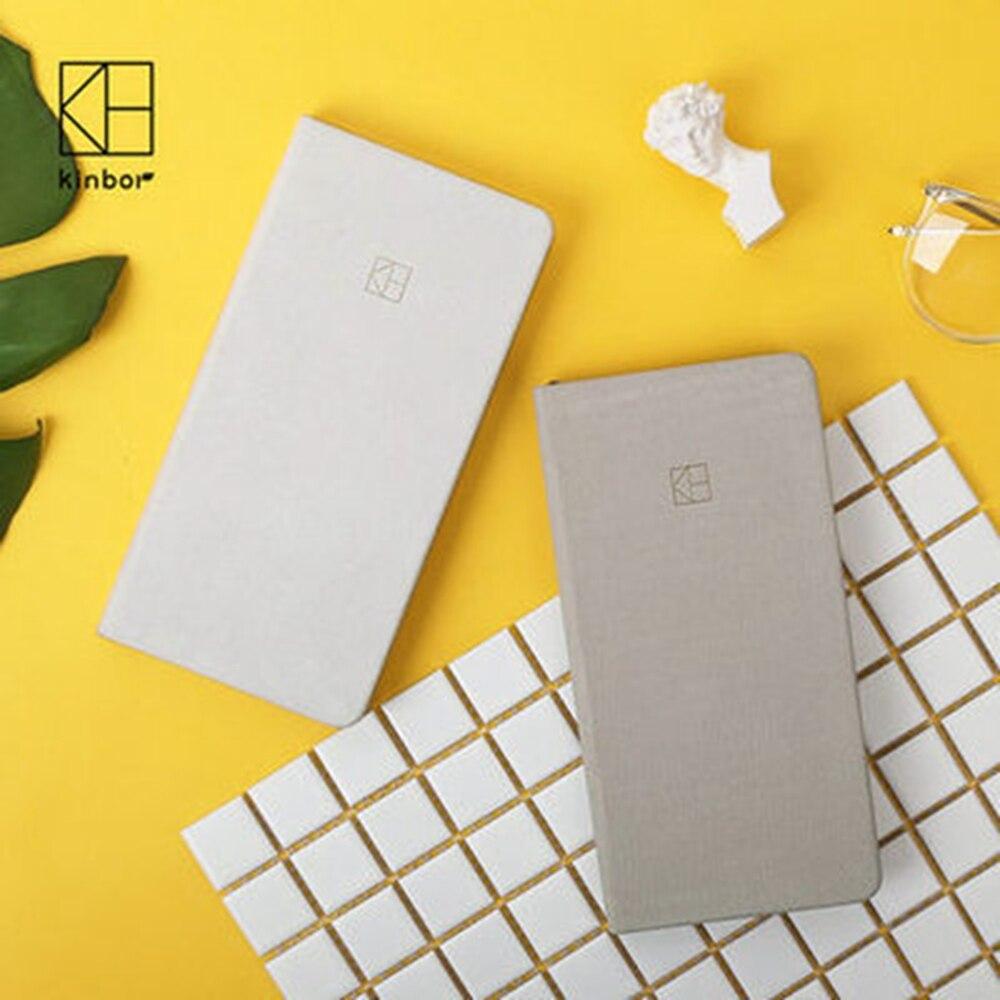 bolso de cor pura planejador semanal notebook 01