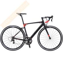 Rower szosowy SAVA rower szosowy dla dorosłych 700c rower szosowy wyścigowy z SHIMANO SORA 18 prędkości Retro rama aluminiowa + widelec węglowy rower szosowy tanie tanio Z włókna węglowego Aluminium Mężczyzna Ze stopu aluminium ze stopu aluminium 11 kg 150 kg Nie Amortyzacja Pokój v hamulca