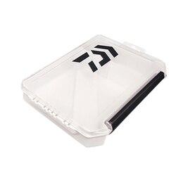 Akcesoria wędkarskie Fly Tackle przynęta przynęta schowek wodoodporne części plastikowa wkładka kawałek zaakceptuj artykuły przekładniowe zestawy karpiowe Angeln|Skrzynie wędkarskie|Sport i rozrywka -