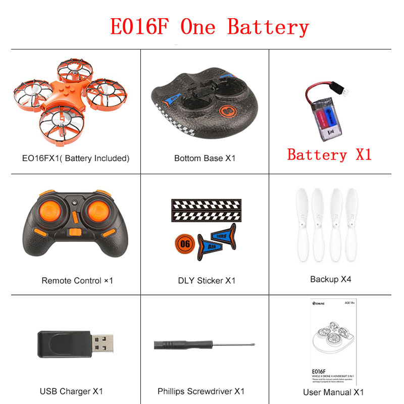 One Battery