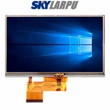 מקורי LCD עבור Garmin Nuvi 2515 2545 2555 2595 2597 2597lt 2597lm 2597lmt מלא GPS תצוגת מסך עם מגע פנל