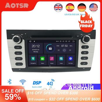 DSP Android 10.0 Car GPS Navigation DVD Player For Suzuki Swift 2004-2010 Auto Stereo Radio Multimedia Player Head Unit Recorder image