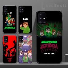 Fundas de teléfono Eddsworld para serie de televisión, para Samsung A50, A51, A71, A31, A21S, S8, S9, S10, S20, S21 Plus, Fe Ultra, 4G, 5G