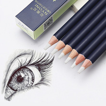 Creative Rubber PenPencil Eraser for Painting Drawing Manga High Precision Pen Shape Erasers School Art Stationery Supply