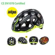 ESSEN Cycling Helmet Racing Road MIPS Aero Bicycle Men Women Sports MTB Safety Hat Caps Casco Ciclismo Smart 2019