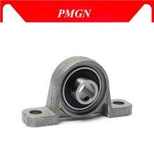 Pillow Ball-Bearing Block-Mounted Support KP000 KP08 Diameter 17mm Bore 10pcs 10mm 8mm