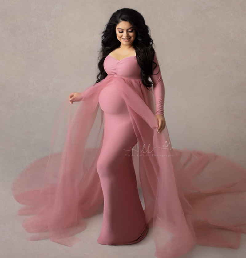 New Maternity Dresses Photography Props Shoulderless Pregnancy Long Dress For Pregnant Women Maxi Gown Baby Showers Photo Shoots Dresses Aliexpress
