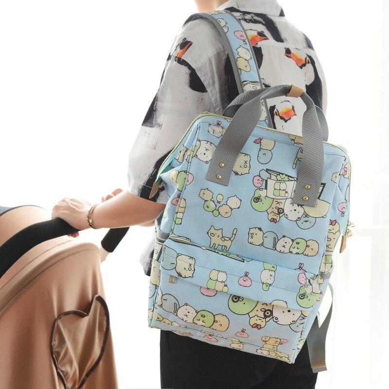 Sac à couches bébé mode momie maternité sac à couches grande capacité bébé sac Bolsa Maternidade concepteur allaitant un sac pour mère