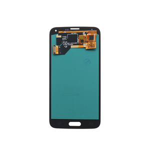 Image 5 - ocolor For Samsung Galaxy S5 I9600 SM G900 G900F G900M Amoled LCD Display and Touch Screen With Frame +Tools Adjust Brightness